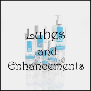 System JO Water-based Lubes